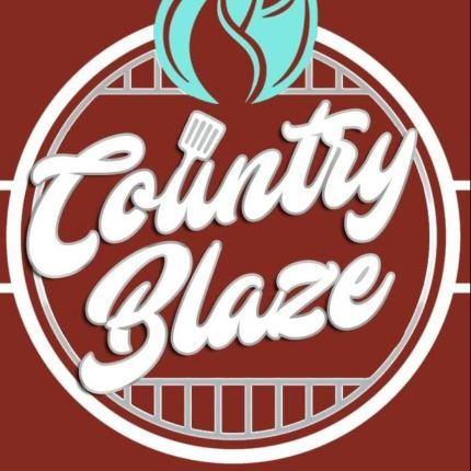 Country Blaze Logo