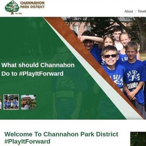Channahon Park District PayItForward