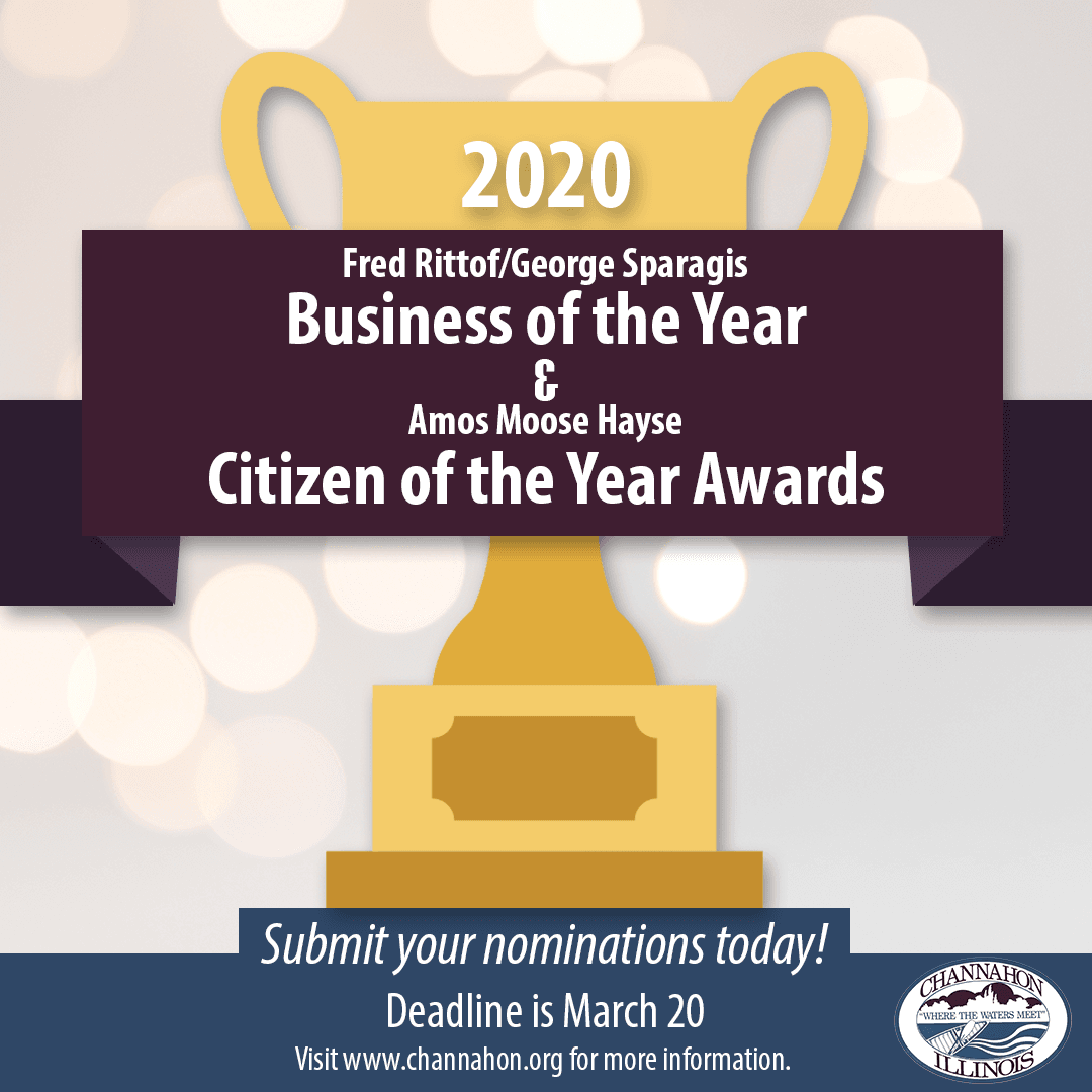 Citizen & Business of the Year Award