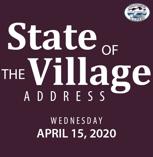 State of the Village Graphic