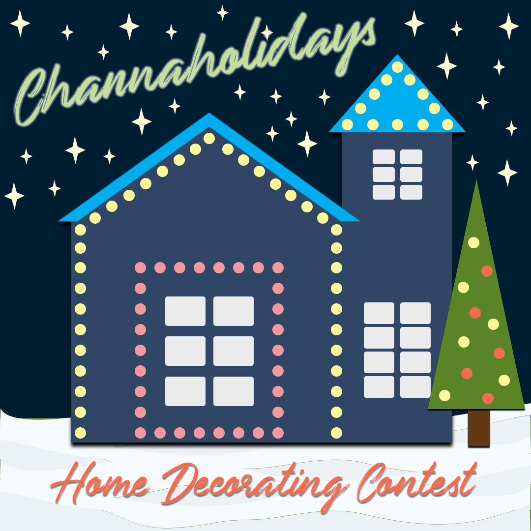Holiday Decorating Contest Graphic