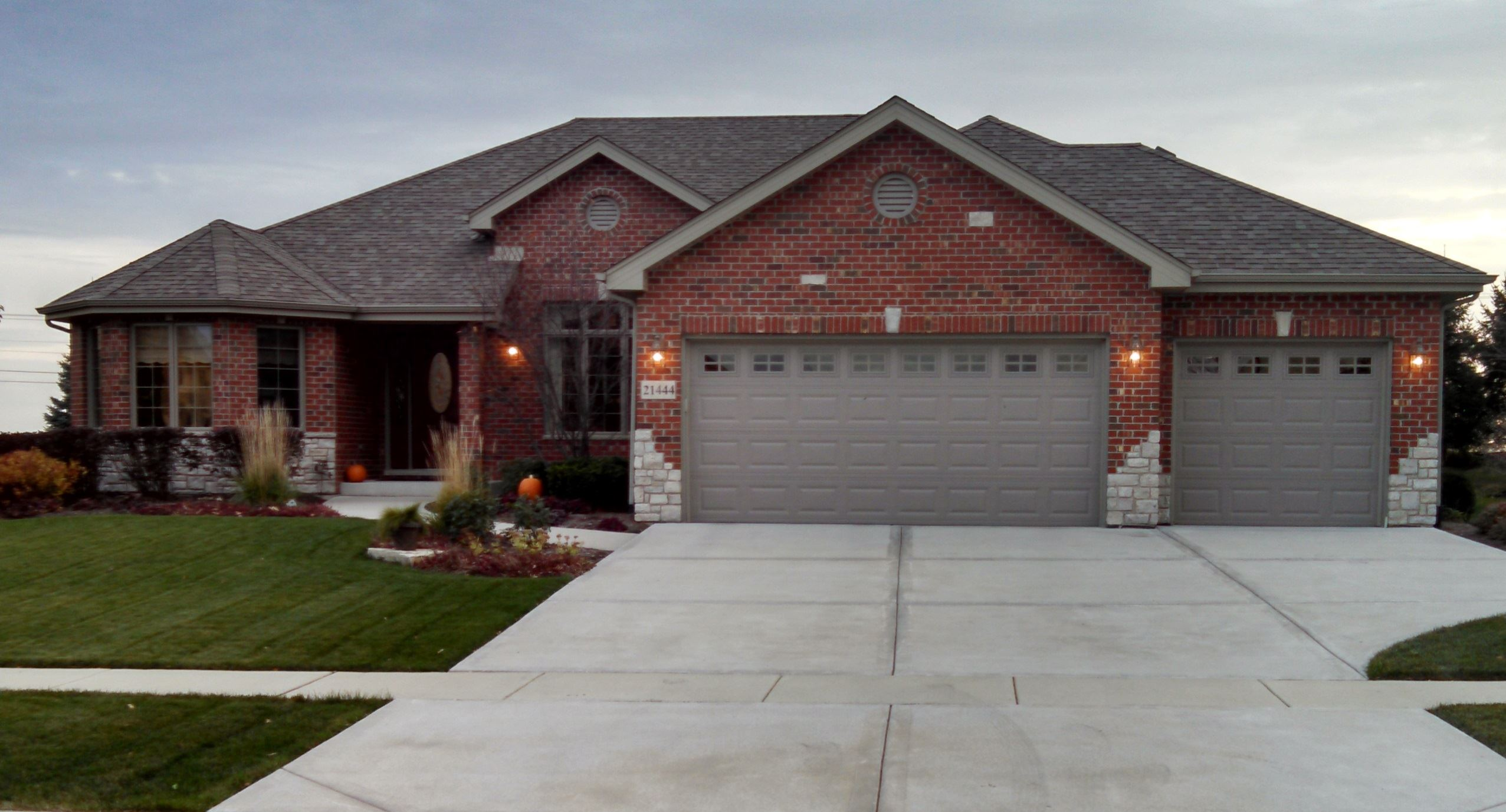 Wedgewood Highlands Model Home