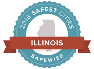 2016 Safest Cities Safewise