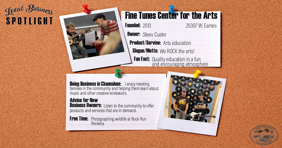 Fine Tunes Center for the Arts
